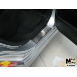 Накладки на пороги HONDA CIVIC VIII 4D 06-11- Premium NataNiko