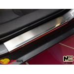Накладки на пороги TOYOTA COROLLA XI  2013- Premium NataNiko