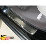 Накладки на пороги HONDA CR-V IV 2013- Premium NataNiko