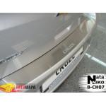 Накладки на бампер CHEVROLET CRUZE 5D FL 2011- NataNiko