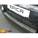 Накладки на бампер CHEVROLET EPICA 2006- NataNiko