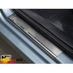 Накладки на пороги ZAZ FORZA 2011- Premium NataNiko