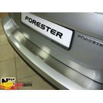 Накладки на бампер SUBARU FORESTER III 2008- NataNiko