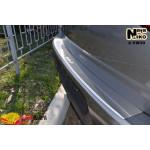 Накладки на бампер с загибом  Volkswagen GOLF VII 2012- NataNiko