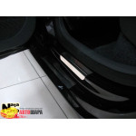Накладки на пороги SEAT IBIZA IV 5D 2008- Premium NataNiko