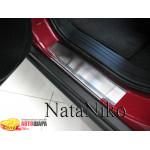 Накладки на пороги SSANG YONG KYRON 2007- Premium NataNiko