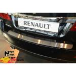 Накладки на бампер RENAULT LATITUDE 2011- Premium NataNiko