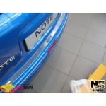 Накладки на бампер NISSAN NOTE 2005- NataNiko