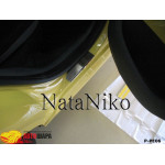 Накладки на пороги PEUGEOT 107 5D 2005- Premium NataNiko