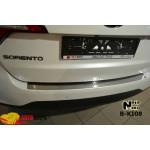 Накладки на бампер KIA SORENTO II FL 2012- Premium NataNiko