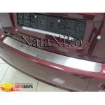 Накладки на бампер SUZUKI SX4 4D 2006- Premium NataNiko