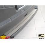 Накладки на бампер Volkswagen TRANSPORTER T5 2003- NataNiko