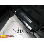 Накладки на пороги MERCEDES VITO II 2004- Premium NataNiko