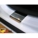 Накладки на пороги FORD MONDEO IV 2007- Premium NataNiko