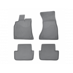 Ковры салона Audi A5 (В8,8Т) хетчбек (09-) полиуретан к-т - NorPlast