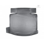 Коврик в багажник Chevrolet Malibu (12-) резиновые Norplast