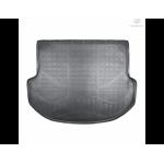 Коврик в багажник Hyundai Santa Fe (DM) (5 мест) (12-) полиуретановые - Norplast