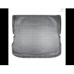 Коврик в багажник Infiniti JX (12-) (сложен. 3 ряд) полиуретановые - Norplast