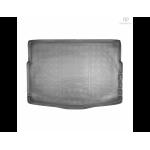 Коврик в багажник Kia Ceed JD хетчбек (12-) резиновые Norplast