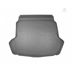 Коврик в багажник Kia Optima 4 (JF) (16-) полиуретановые - Norplast
