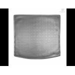 Коврик в багажник Mitsubishi Outlander III (12-) полиуретан - Norplast