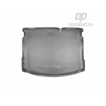 Коврик в багажник Nissan Qashgai (08-14) полиуретановые - NorPlast