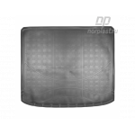 Коврик в багажник Nissan X-Trail (10-) без органайз. полиуретан - Norplast