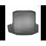 Коврик в багажник Skoda Octavia III (A7) хетчбек (13-) полиуретановые - Norplast