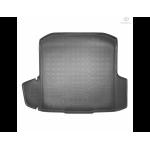 Коврик в багажник Skoda Octavia III (A7) универсал (13-) полиуретановые - Norplast