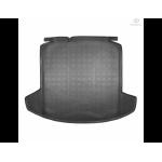 Коврик в багажник Skoda Rapid (NH) хетчбек (13-) полиуретановые - Norplast