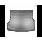 Ковер багажника Toyota Highlander (10-) полиуретановые 5мест - NorPlast