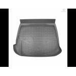 Коврик в багажник Volvo S60 седан (10-) полиуретановые - Norplast