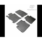 Коврики Honda Accord (13-) полиуретановые комплект - Norplast