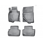 Коврики Infiniti FX 50 (S51) (12-) полиуретановые к-т - Norplast