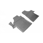 Коврики в салон Mercedes Vito (W639) (03-) полиуретан - Norplast