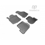Коврики Skoda Octavia II (A5) (04-13) полиуретановые комплект - Norplast