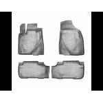 Коврики Toyota Highlander (14-) полиуретановые к-т - Norplast