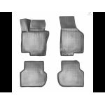 Коврики Volkswagen Jetta (15-) полиуретановые к-т - Norplast
