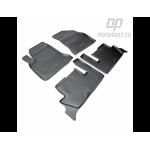 Коврики Citroen C4 Picasso (07-) резиновые Norplast