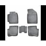 Коврики Faw V5 (12-) полиуретановые к-т - Norplast