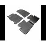 Коврики Honda Honda Civic седан (12-) резиновые Norplast