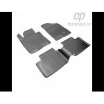 Коврики Kia Ceed JD (12-) резиновые Norplast