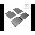 Коврики Kia Cerato (13-) полиуретановые комплект - Norplast