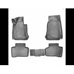 Коврики Mercedes GLC (X253) (15-) полиуретановые к-т - Norplast