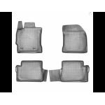 Коврики Toyota Auris (13-) полиуретановые к-т - Norplast