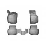 Коврики Volkswagen Passat B8 (15-) полиуретановые к-т - Norplast