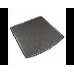 Коврик в багажник Audi A4 седан (01-) резиновые Norplast