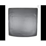 Коврик в багажник Audi Q7 (05-) резиновые Norplast