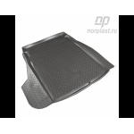Коврик в багажник BMW 5 (E60) седан (07-) резиновые Norplast