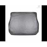 Коврик в багажник BMW Х5 (00-) резиновые Norplast